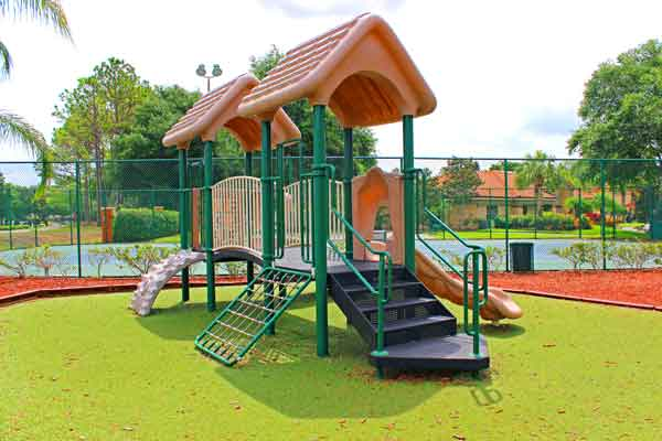 Sanctuary At Bay Hill Tot Lot Playground