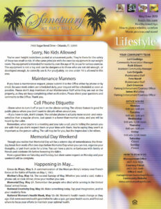 Sanctuary May-June 2019-newsletter
